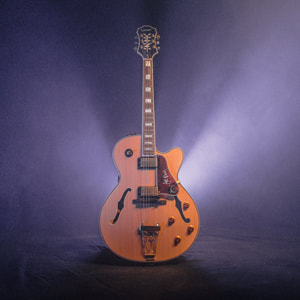 guitar used by the legendary Joe Pass